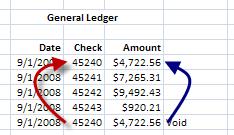 bank reconciliation calculations treasury software